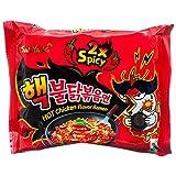 Samyang Bulldark Spicy Chicken Roasted Noodles, 4.93 Oz