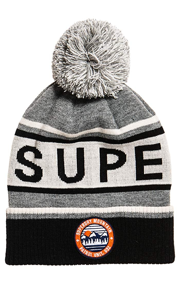 Superdry Micro Monogram Grey