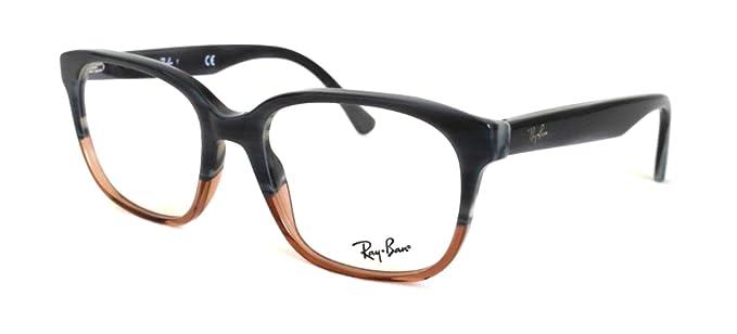 Ray-Ban - Gafas de sol - para hombre Azul Frame: Blue Horn ...
