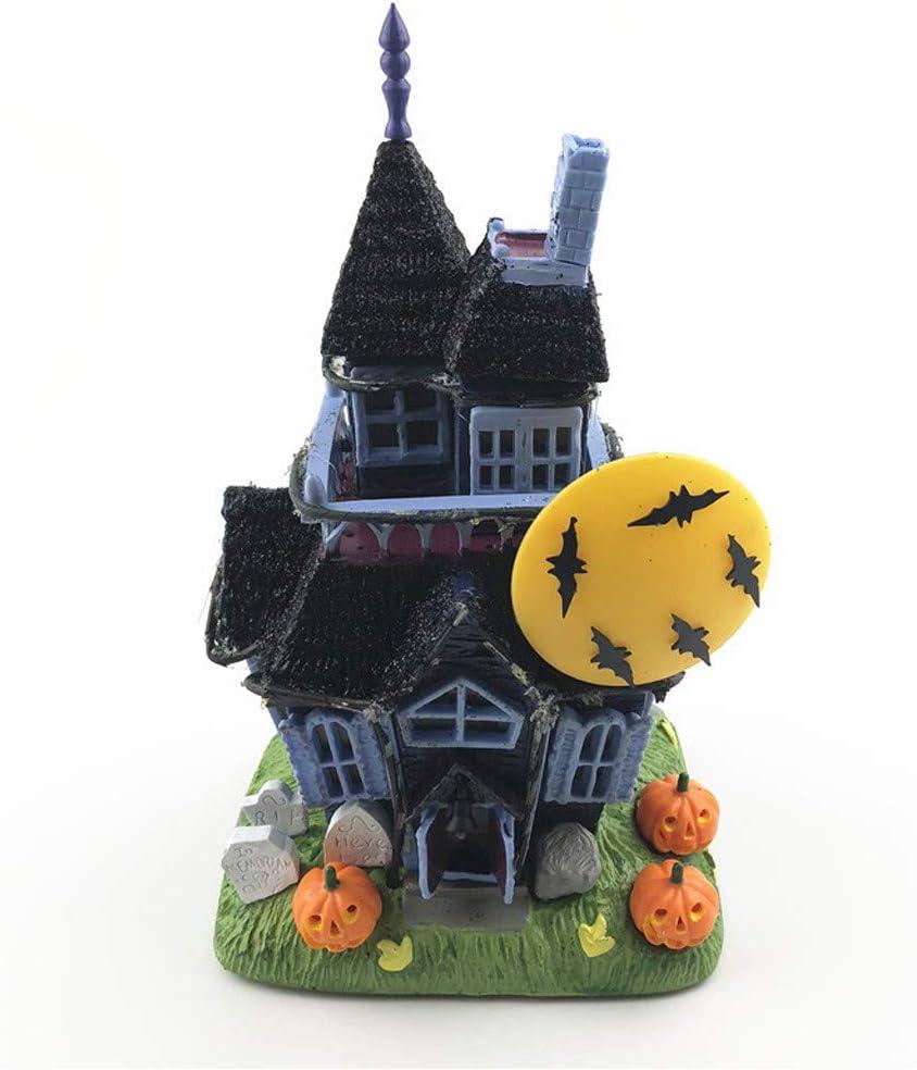 Amazon Fine Spooky Haunted House Halloween Decorations