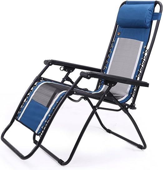 Chaise pliante Extérieure Zero Gravity Fauteuils d'été