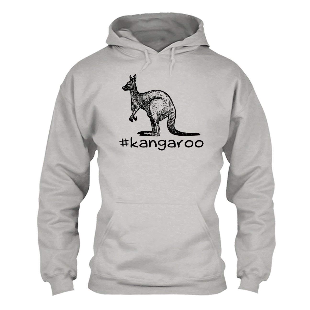 Kangaroo Hashtag T Shirt Tee Shirt Sweatshirts