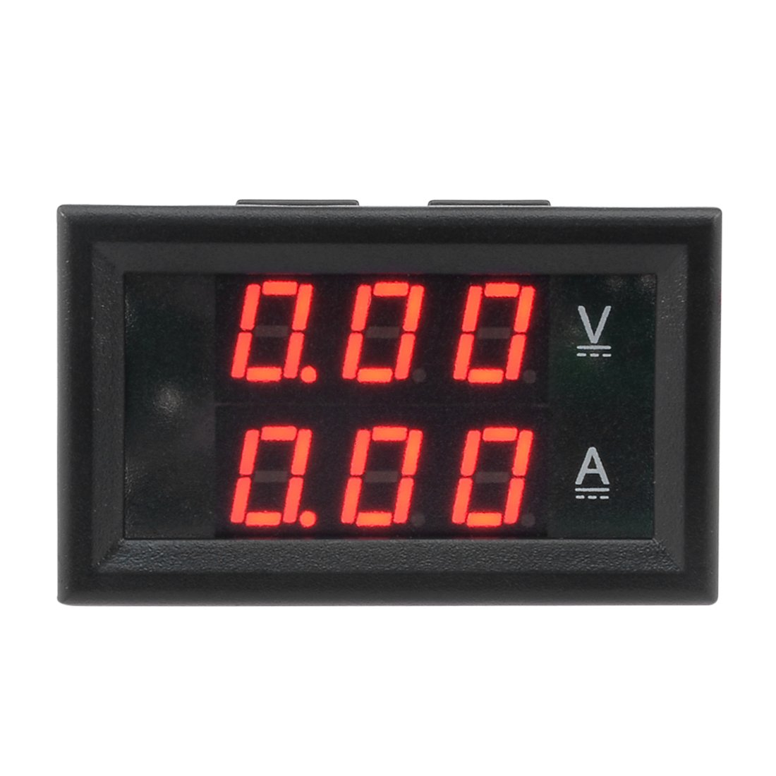 Best rated in automotive replacement amp meter gauges helpful uxcell digital dc voltmeter ammeter 0 999v 10a measuring current tester with 5 wires 1 pcs keyboard keysfo Images