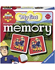 Ravensburger 212040 Brandweerman Sam My First Memory Brandweerman Sam