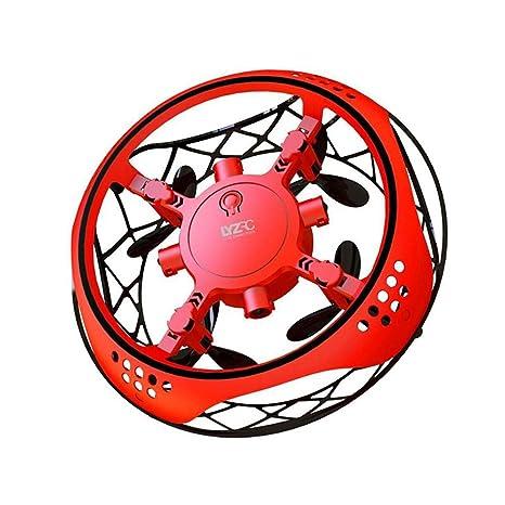 Womdee UFO Toy, Gesture Controlled UFO Flying Toys Drone de Sensor ...