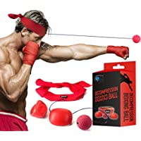 Cenblue Kampf Dekompression Vent Ball Reflex - Punch Trainer Übung für Gym, Boxen, MMA und andere Kampfsportarten