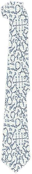 Corbata para Hombres Ciencia Matemáticas Física Química ...