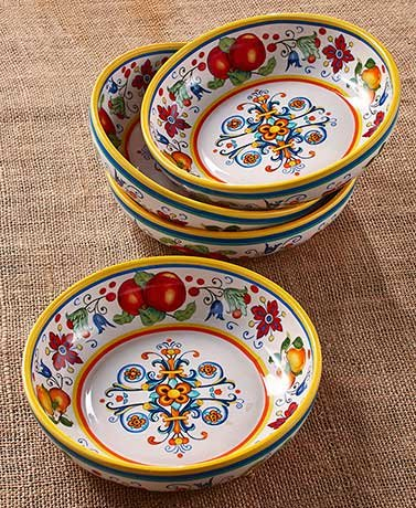 pasta bowls italian - 1