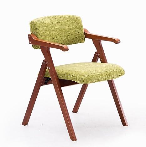 Chair QL sillones Plegables Nordic Minimalista Creativo con ...