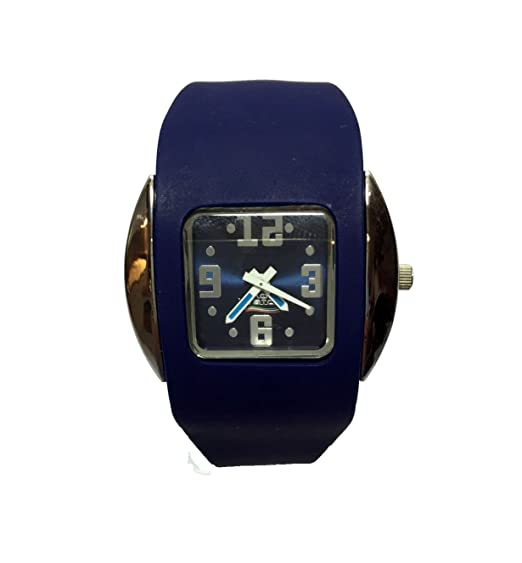 7294dd6a14f6cf Orologio da polso unisex MONWATCH SMALL cinturino in gomma blu notte 2  cinturini in omaggio: Amazon.it: Orologi