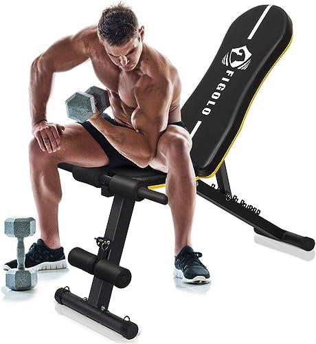 figolo Workout Bench