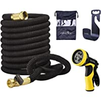 Lifecolor 50-Foot Expandable Garden Hose