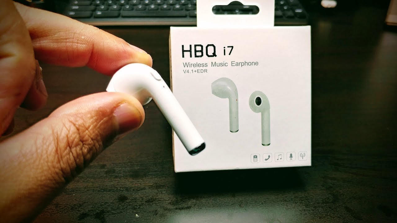 Apple Airpods Wireless Bluetooth Headset for iPhone X, iPhone 8, 7 and Android Phones