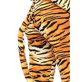 - 61foJxzFZ5L - Leg Avenue Women's 2 Piece Wild Tigress Costume