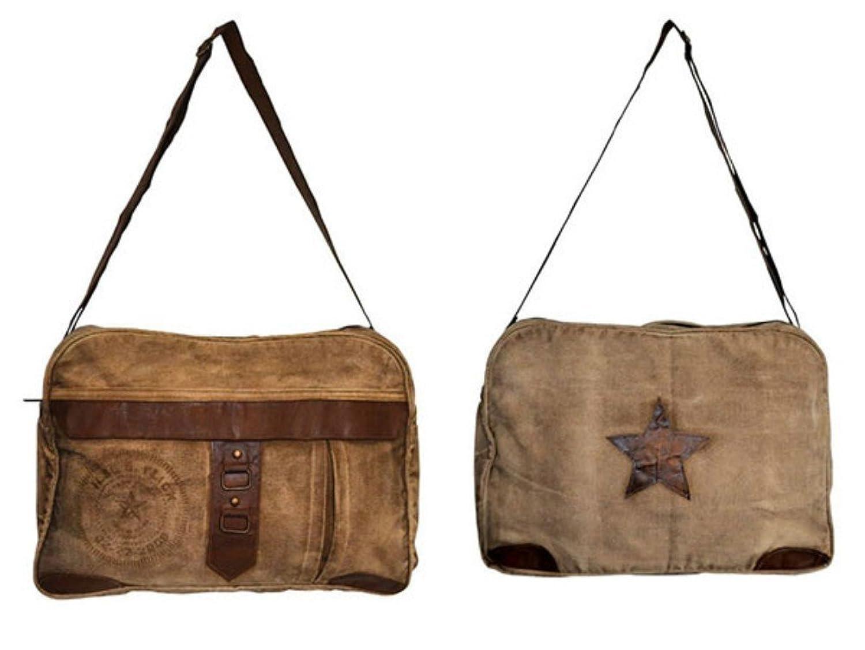 Canvas Sling Shoulder Bag