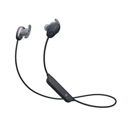 9486769671a Sony WI-SP600N Wireless Sports Headphones with Noise Cancelling and IPX4  Splash Proof (Black): Buy Sony WI-SP600N Wireless Sports Headphones with  Noise ...
