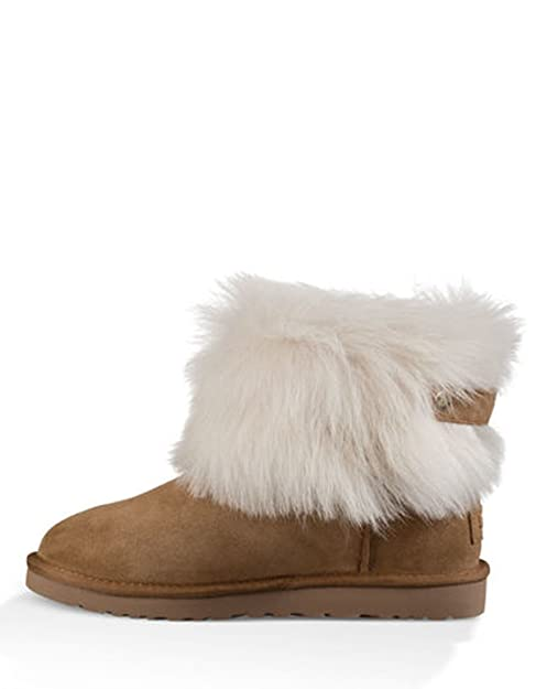 Fashion Look Featuring UGG Wedges and UGG Boots by