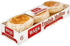 Bays Original English Muffins, 6 count, 12 oz