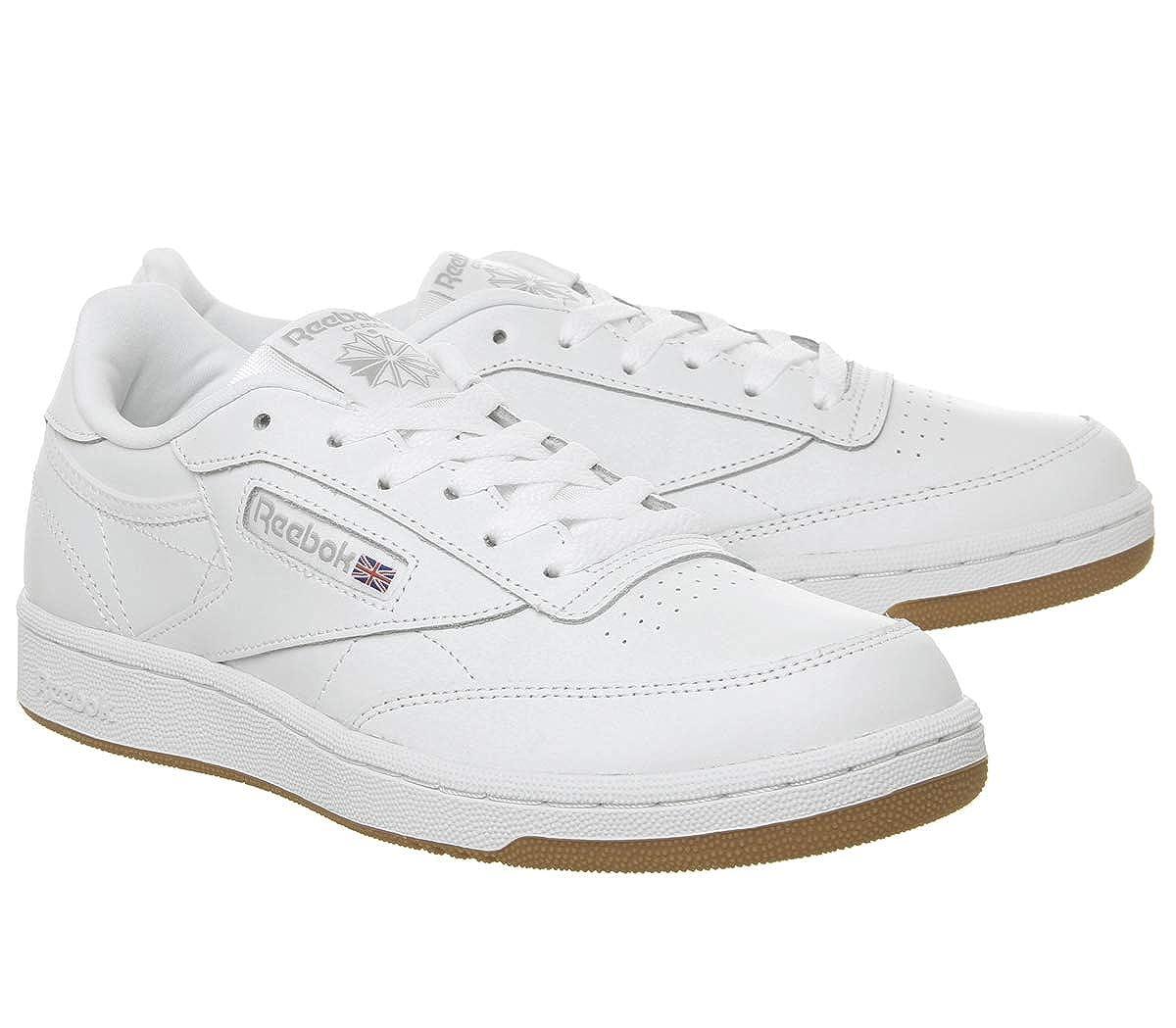 Reebok Classic Echtleder Schuhe Kinder Sneaker Turnschuhe