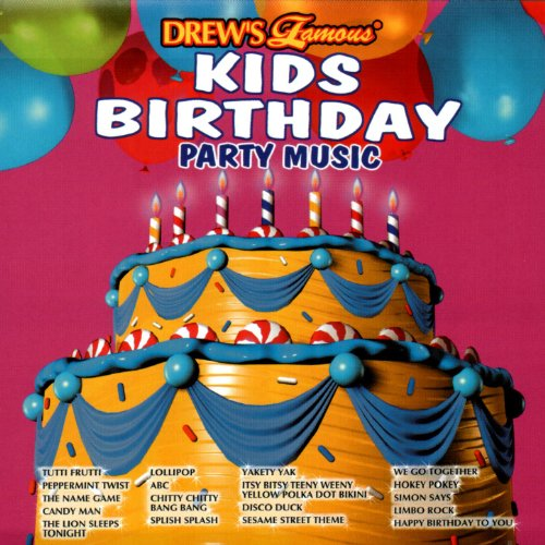Kids Birthday Party Music By The Hit Crew