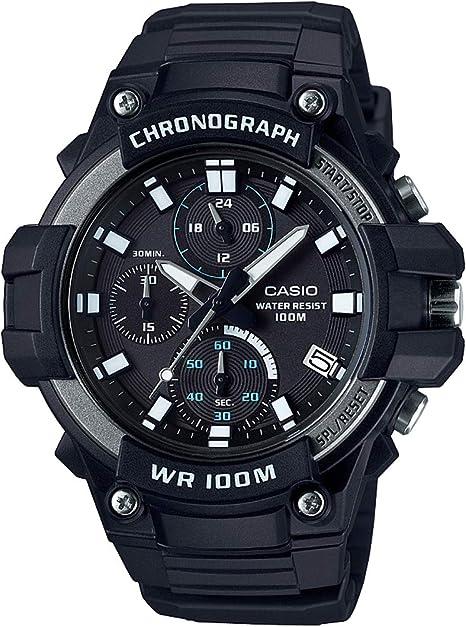 Casio Mcw 100H 1AVEF Chronographe Chronographe pas