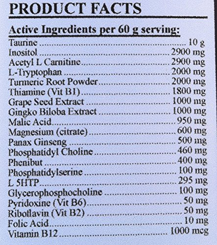 Uckele Focus Calm Horse Supplement, 2.6-Pound by Uckele (Image #1)