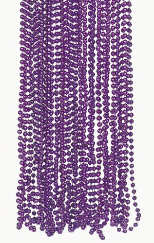 Purple Metallic Necklaces Fun Express