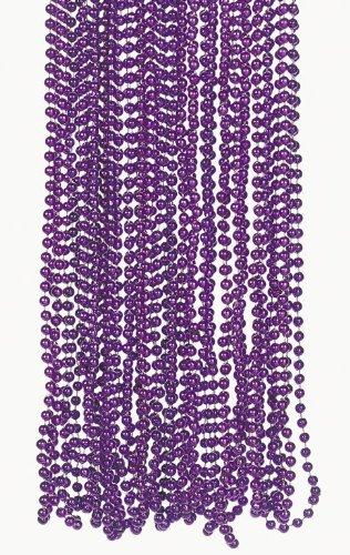 Purple Metallic Necklaces Fun Express