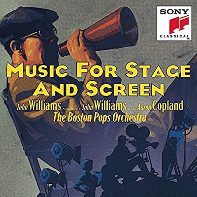 Music for Stage and Screen: The Red Pony; Born on the Fourth of July; Quiet City; The Reivers