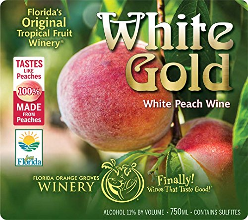 Florida Wine White Gold
