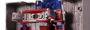 トランスフォーマー アースライズシリーズ ER-02 オプティマスプライムwithトレーラー