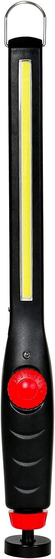 Arbeitsleuchte STIER Wireless Akku LED Werkstattleuchte 350 Lumen mit Ladestation Inspektionslampe Werkstattlampe