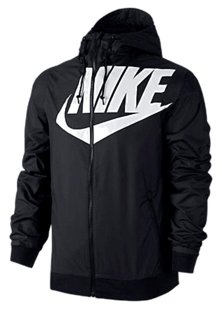 Nike M NSW WR Jacket GX 1 schwarz--902351 010--LARGE---(WINDRUNNER JACKET) by NIKE