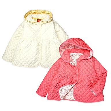 e35a1bb7315b7 (ピンク 120cm)子供服 女の子 アウター ジャケット Moujonjon ムージョンジョン 中綿 キルト