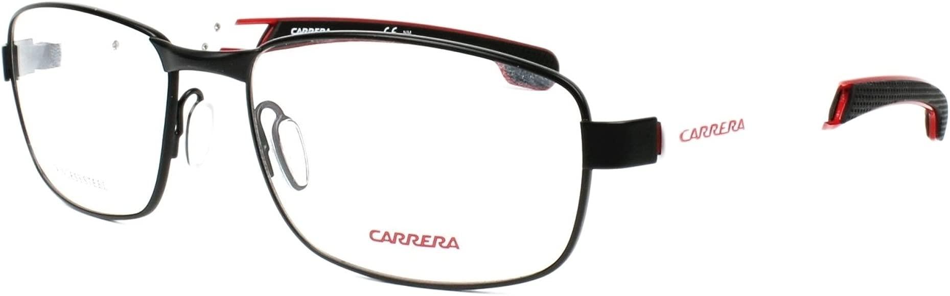Carrera 4405//V Eyeglass Frames CA4405-0003-5617 Distance Lens Diameter 56mm Matte Black Frame