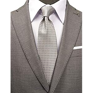 Extra Long Ties 4-PAK for Big/Tall Men, 63″/XL & 70″/XXL Ties Standard Width, Hand Made by ZENXUS