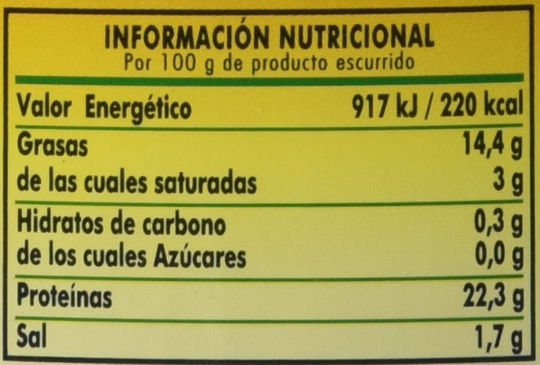 Cabo De Peñas - Sardinillas en Aceite de Girasol, 523 g: Amazon.es: Alimentación y bebidas