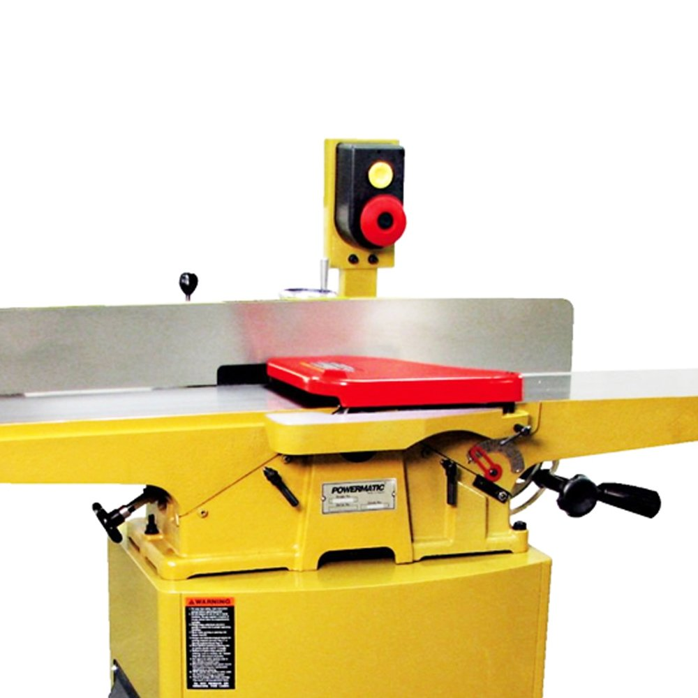Powermatic 1610086k Model 60hh  Hp 1 Phase Jointer With Helical Cutterhead Power Jointers Amazon Com