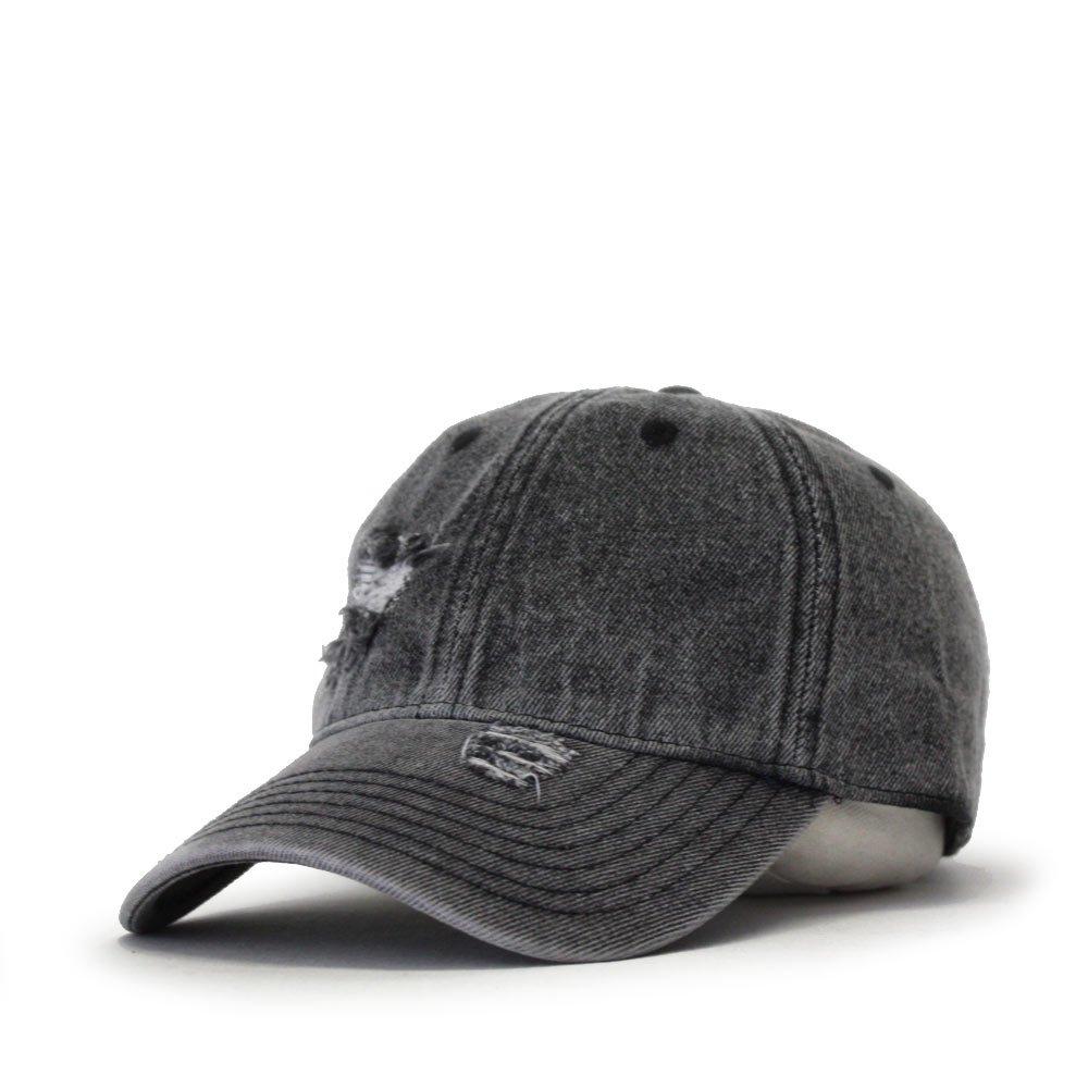 f41797548ab Vintage Year Denim Cotton Adjustable Baseball Cap (Camper Blue) at Amazon  Men s Clothing store