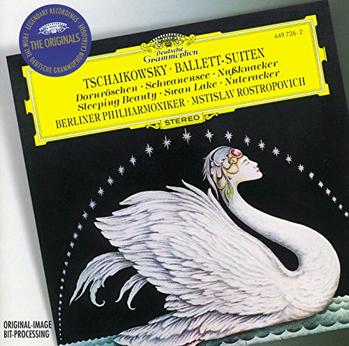 (Tchaikovsky: Nutcracker Suite, Op.71a, TH.35 - 2b. Dance Of The Sugar-Plum Fairy)