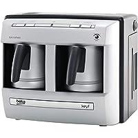 Beko Turkish Coffee Machine BKK 2113-P Silver