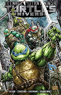 Teenage Mutant Ninja Turtles Universe, Vol. 1: The War to Come