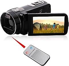 Videocamara Full HD VAK 809 24MP HDMI Touch Face Detection 3' Flash
