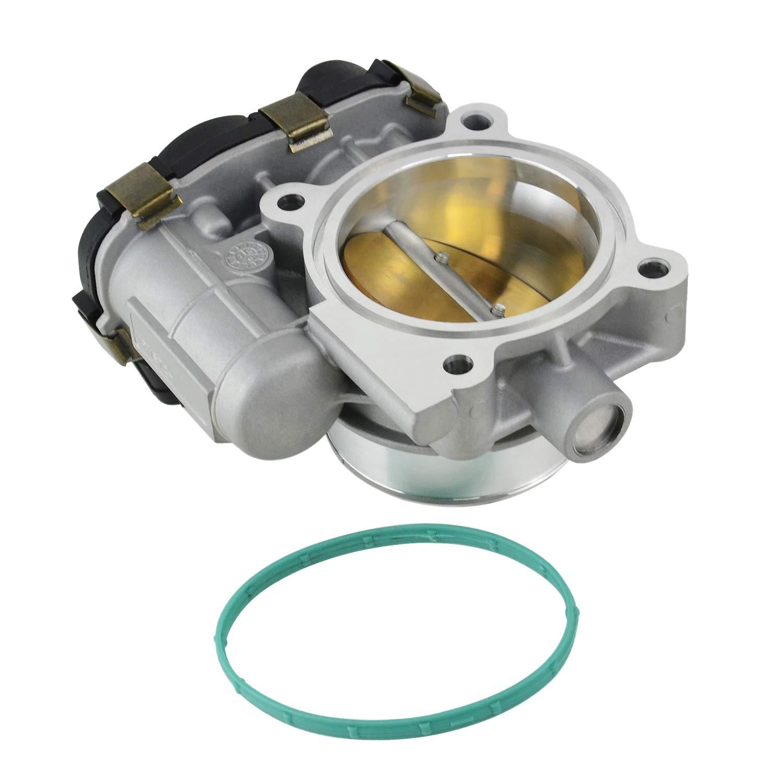 Throttle Body Electrical Mechanical