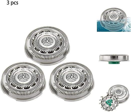 Ranget - Cabezales de Repuesto para afeitadora Philips Norelco SH90 S7000 S9000: Amazon.es: Hogar