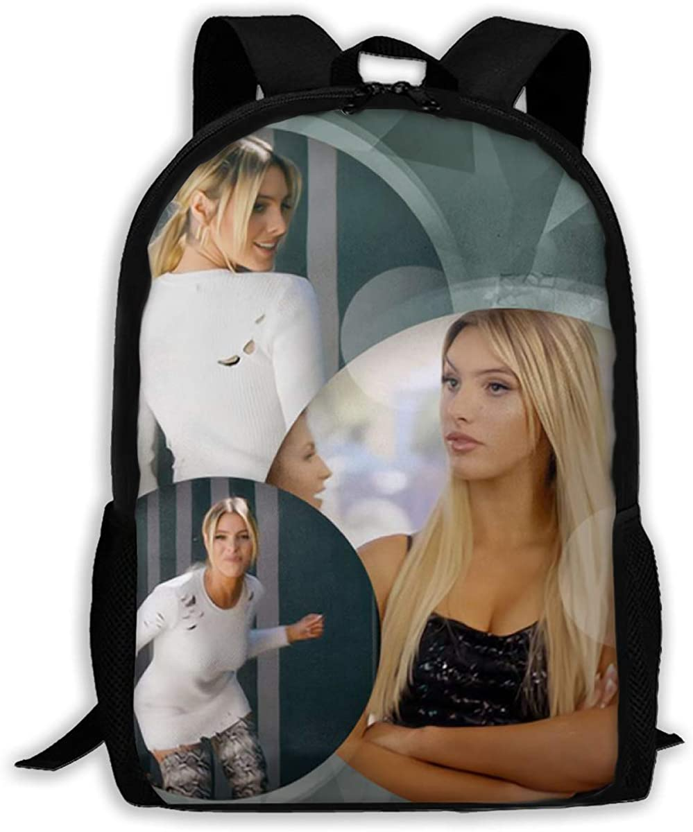 Backpack Adult Outdoor Backpack and School Backpack Unisex