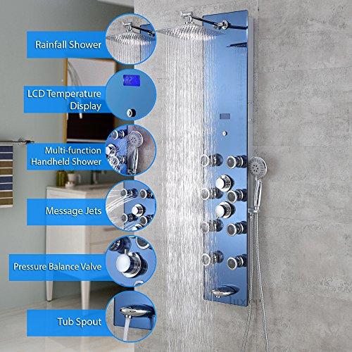Aqua Shower Panels - 8