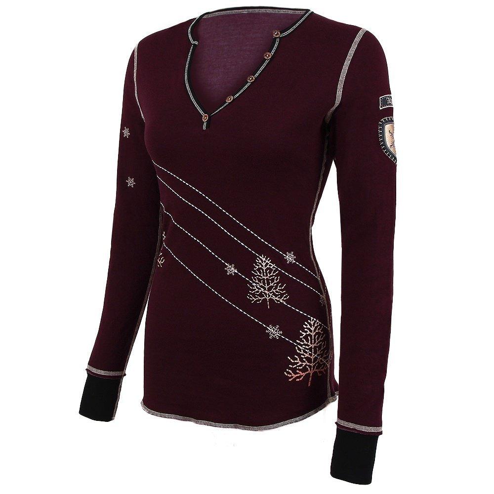 Alp-N-Rock Traverse Henley Shirt Womens