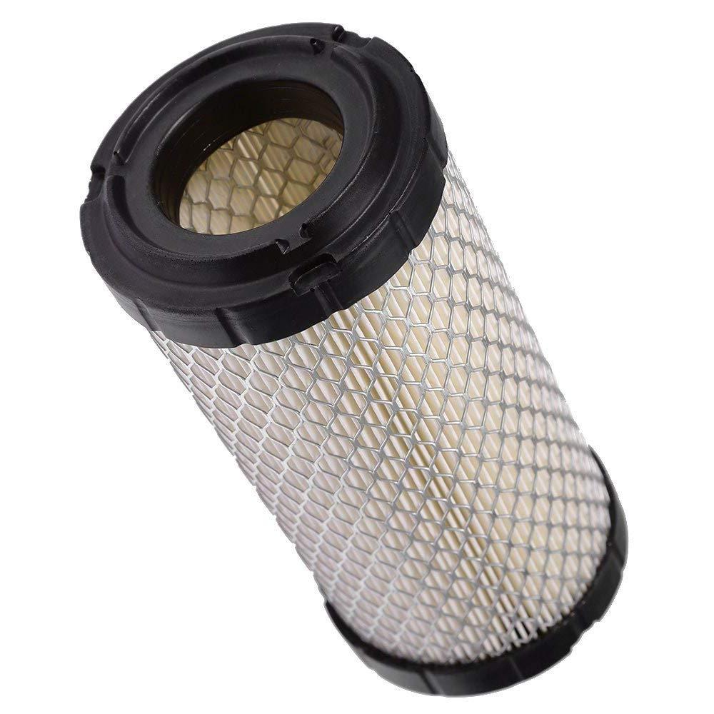 Air Filter For Kawasaki Mule Baldwin PA4632 AF2555000 Replace#11013-1290 11013-7029 11013-7048 Wix 546449 John Deere M113621 Donaldson P822686 Fleetguard AF25550 NAPA 6449