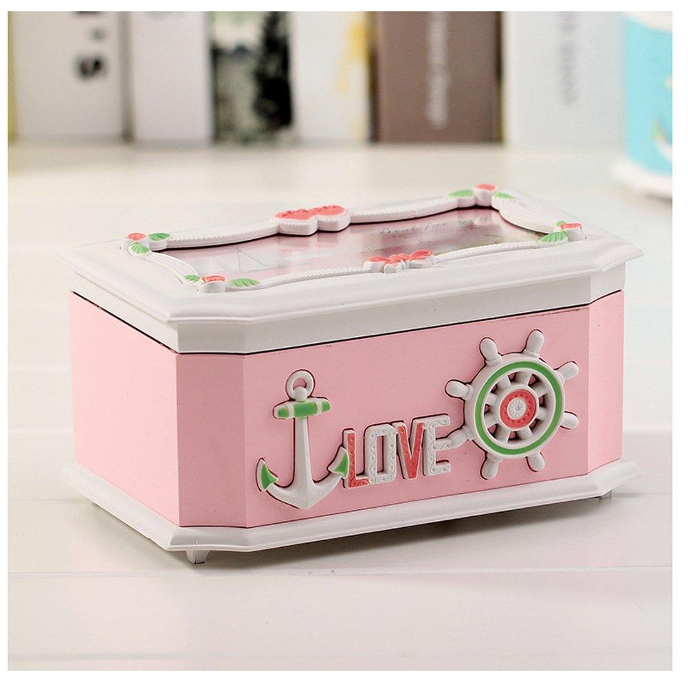 【限定特価】 wchuang Musical Jewelry B01K7OTQZS Box Box with Dancingバレリーナ wchuang、少女のストレージケース ピンク B01K7OTQZS ピンク, 着物美人:bc6af077 --- egreensolutions.ca
